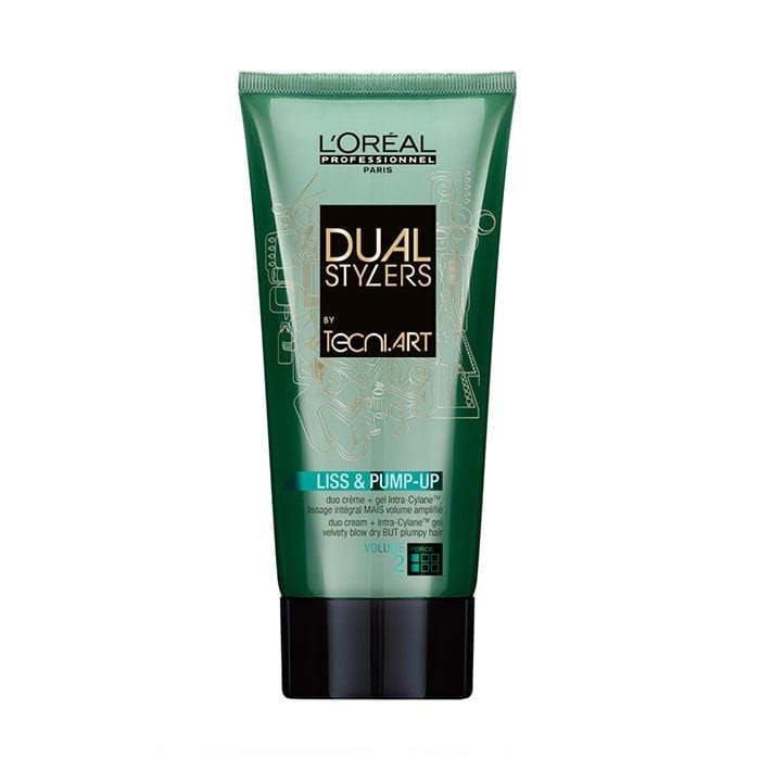 LOreal Tecni.Art Dual Stylers Liss And Pump Up 170ml