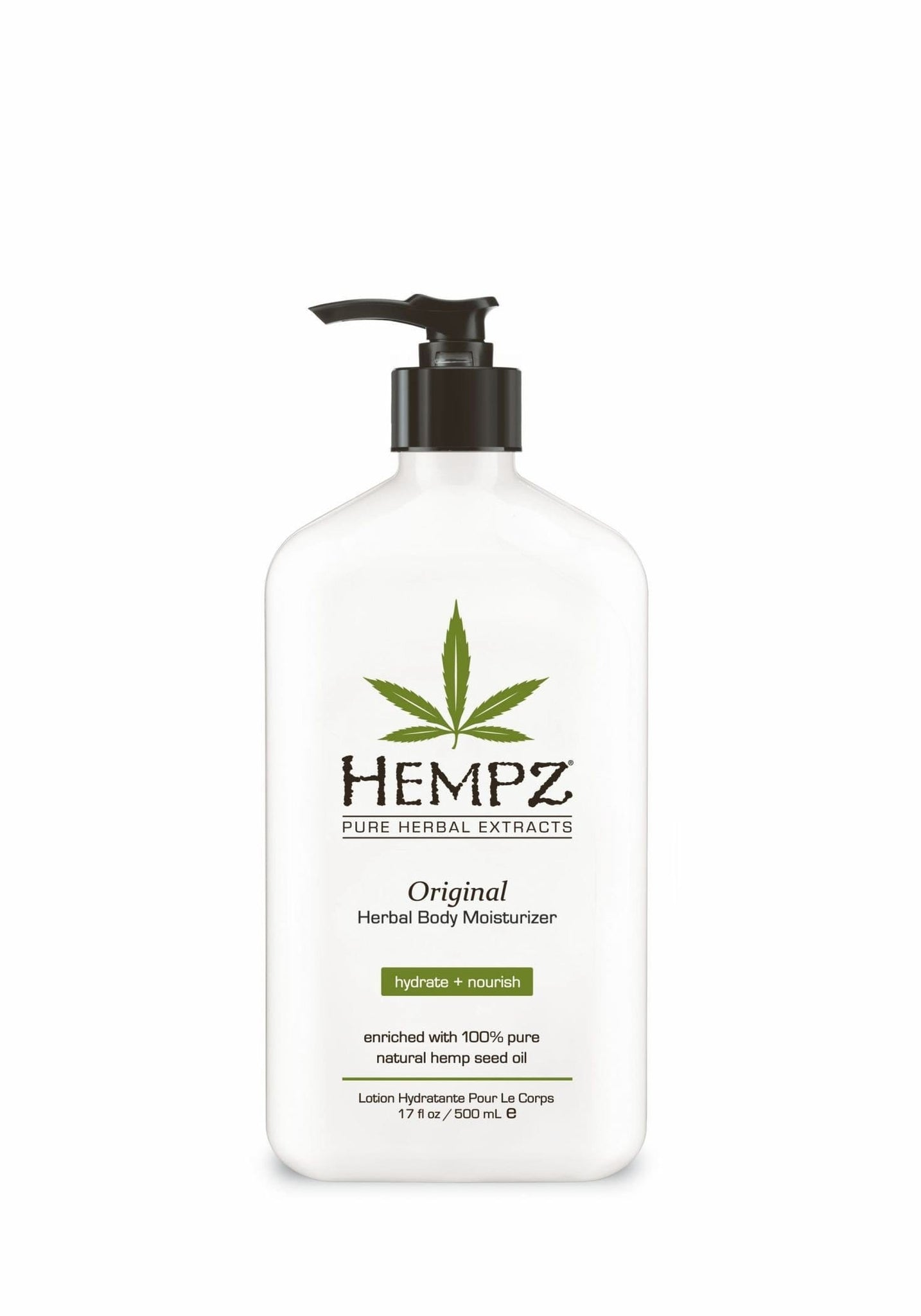 Hempz Herbal Moisturizer 500ml