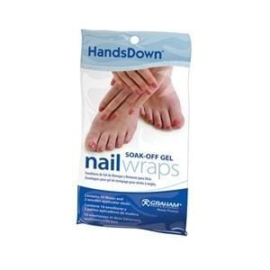 Dannyco Handsdown Nail Wraps 10/Pack