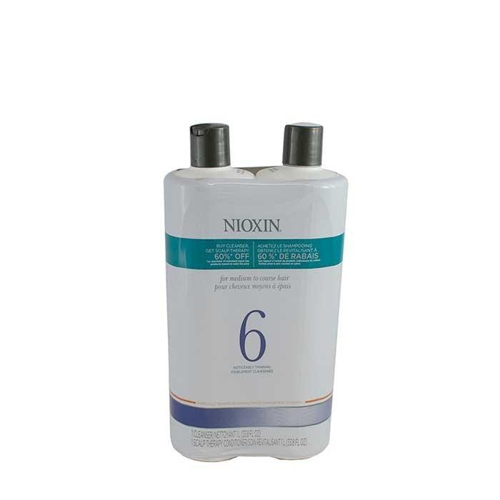 NIOXIN System 6 Litre Duo