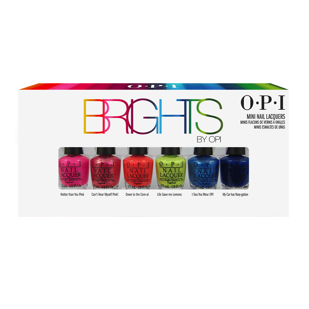 CLEARANCE OPI Brights Mini Pack