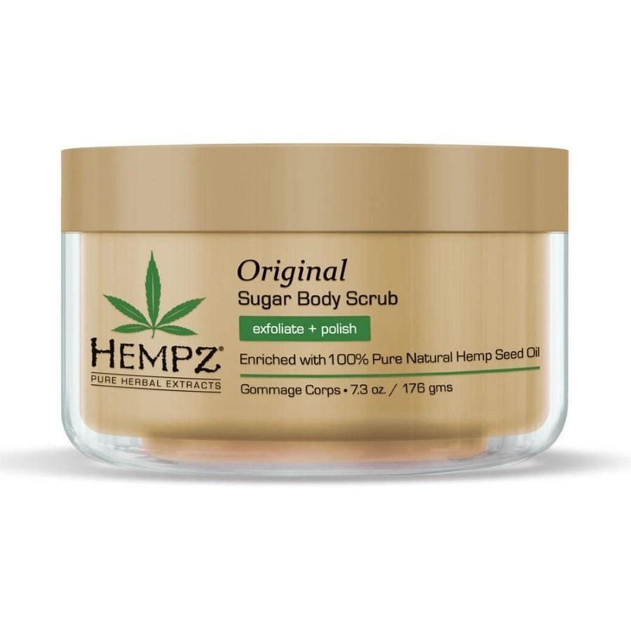 Hempz Original Herbal Sugar Scrub 216ml