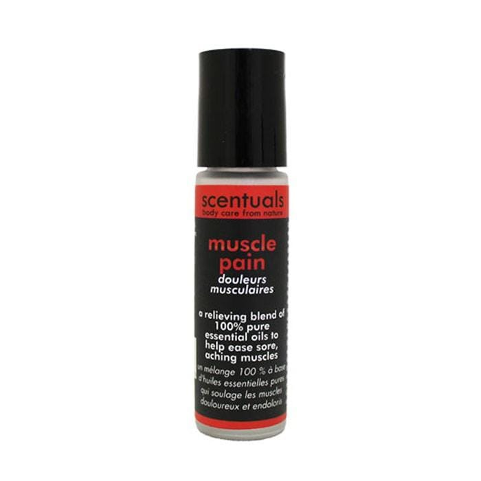 SCENTUALS Muscle Pain Aromatherapy Roll On