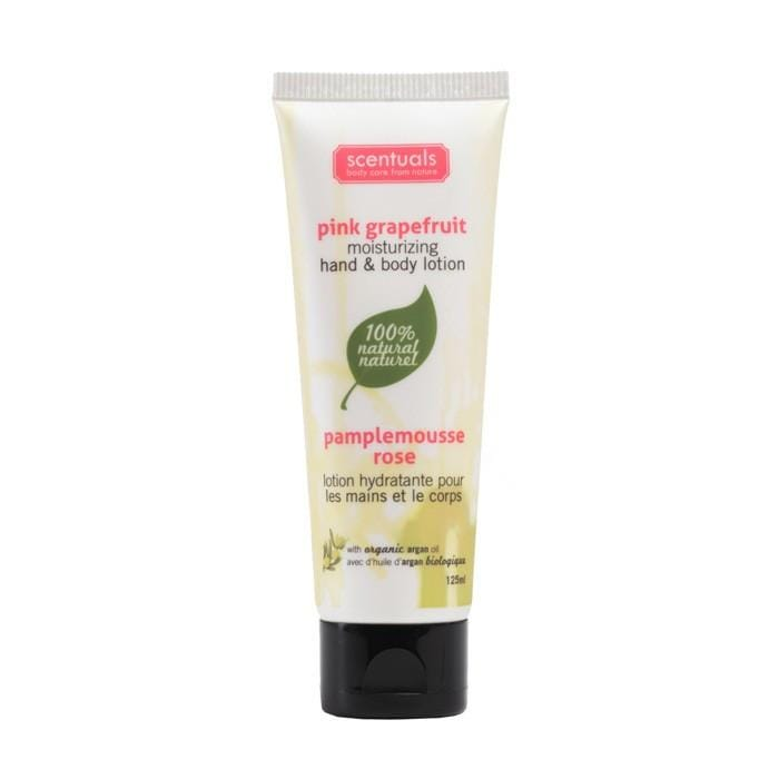 CLEARANCE SCENTUALS Pink Grapefruit Hand & Body Lotion