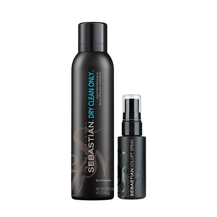 SEBASTIAN Dry Clean Only Dry Shampoo with FREE Volupt Spray