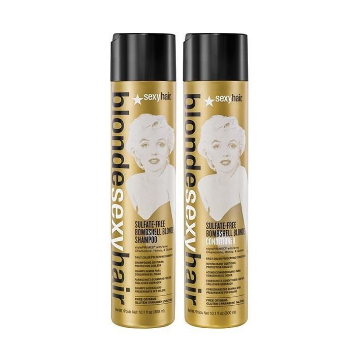 CLEARANCE SEXY HAIR Bombshell Blonde Shampoo & Conditioner Duo