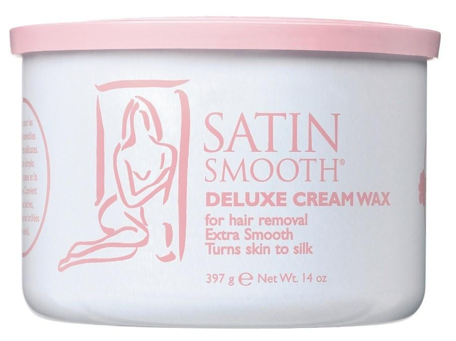 SATIN SMOOTH Deluxe Cream Wax  397g