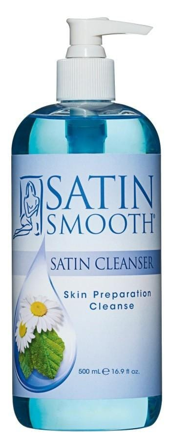 Satin Cleanser Skin Preparation Cleanser 500ml