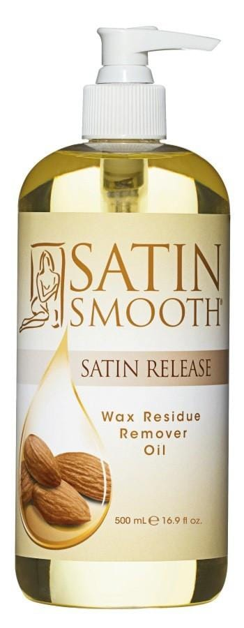 Satin Release Wax Residue Remover Oil 500ml
