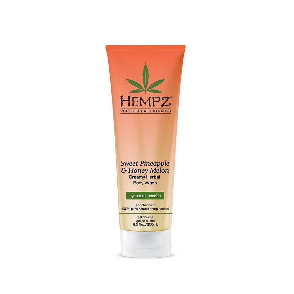 HEMPZ Sweet Pineapple & Honey Melon Creamy Herbal Body Wash