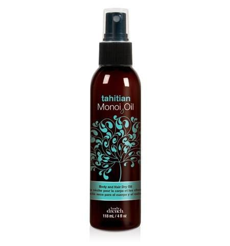 BODY DRENCH Tahitian Monoi Oil Body and Hair Dry Oil
