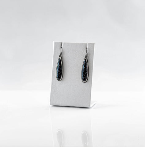 Black Onyx Long Drops