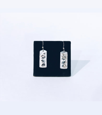 Animal Ladder Earrings