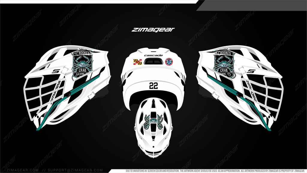 2019 MDLL - Cooked Crab Decals