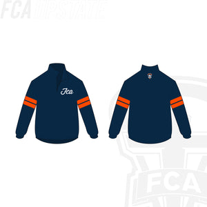 2020 FCA Upstate Qtr Zip Pullover