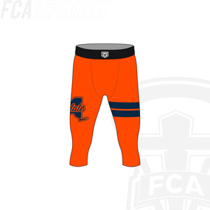 2020 FCA Upstate 3/4 Compression Leggings
