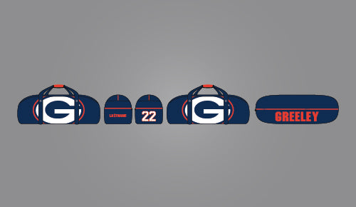 2020 Greeley Boys Lacrosse Bag