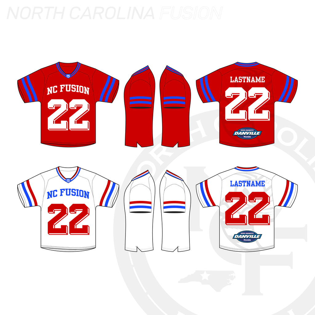 2021 NC Fusion Shooting Shirt - White