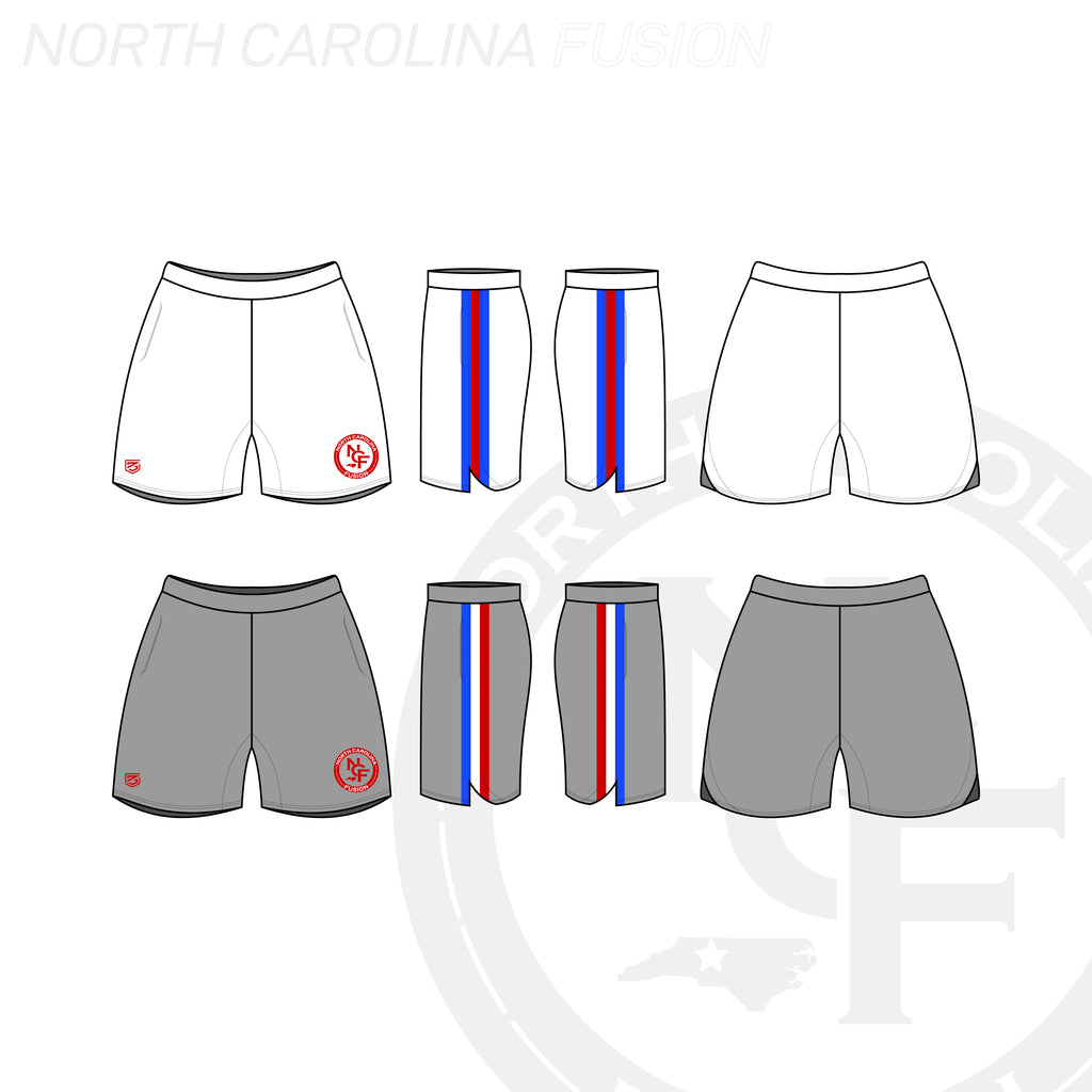 2021 NC Fusion Shooting Shirt - Royal