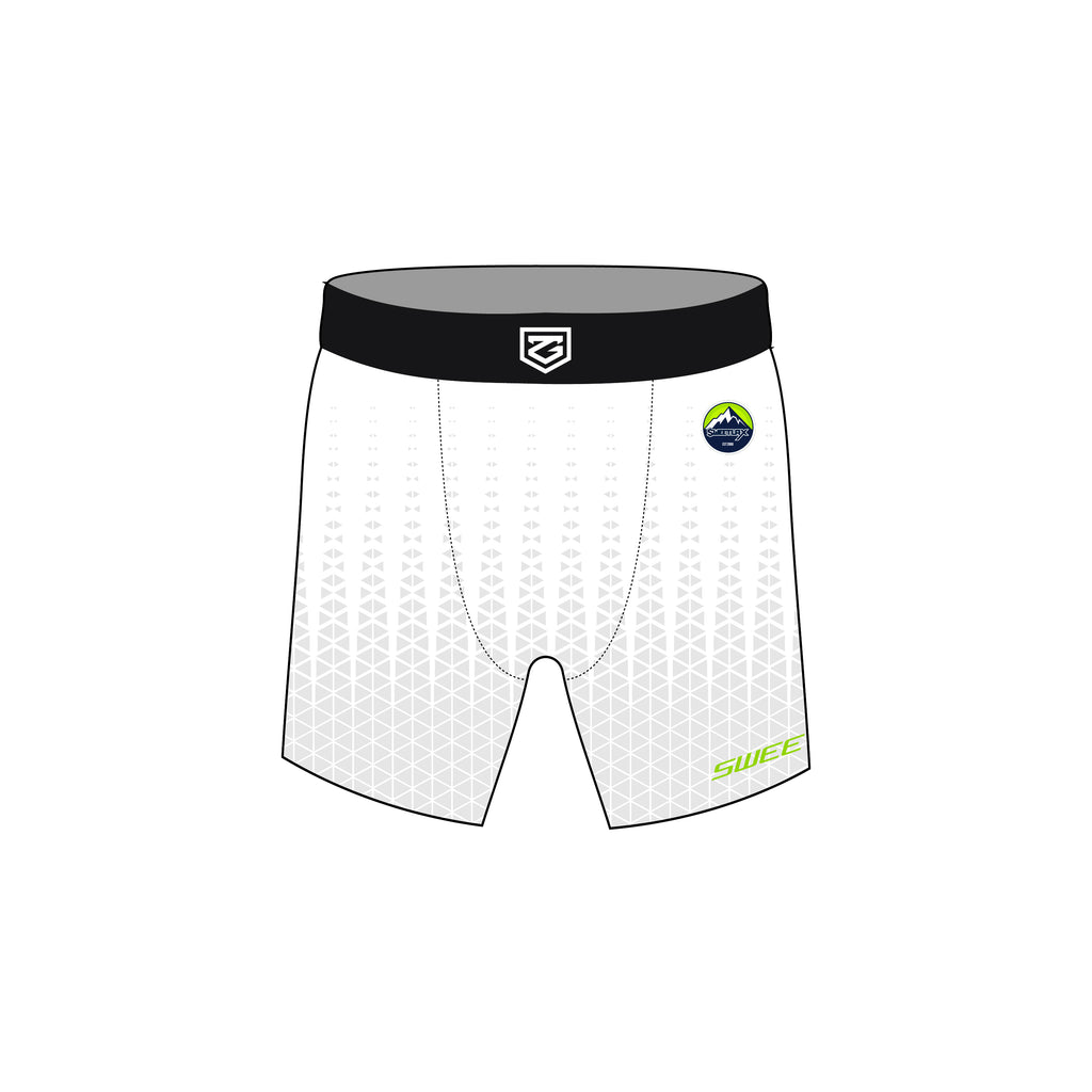 2021 Sweetlax Upstate 3/4 Compression Leggings