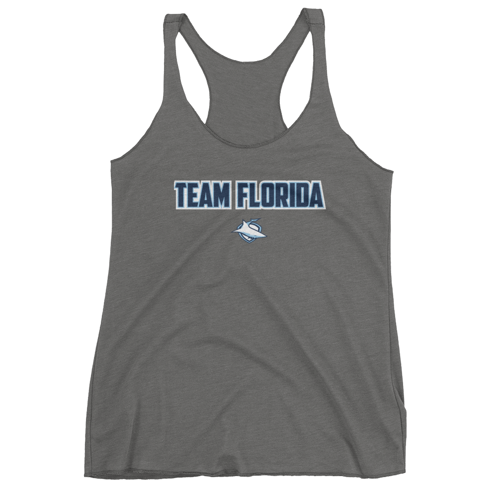 Team Florida Women's tank top