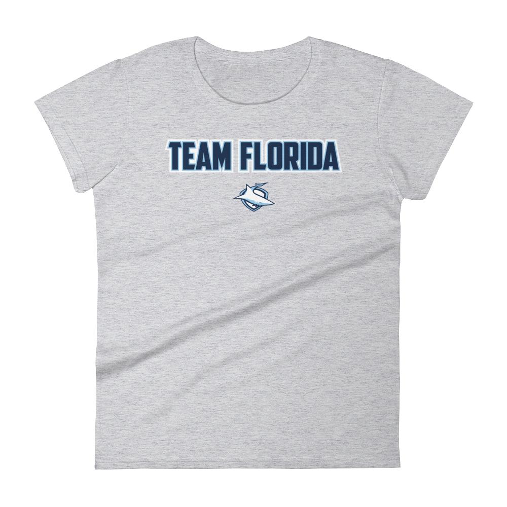 Team Florida Women's short sleeve t-shirt
