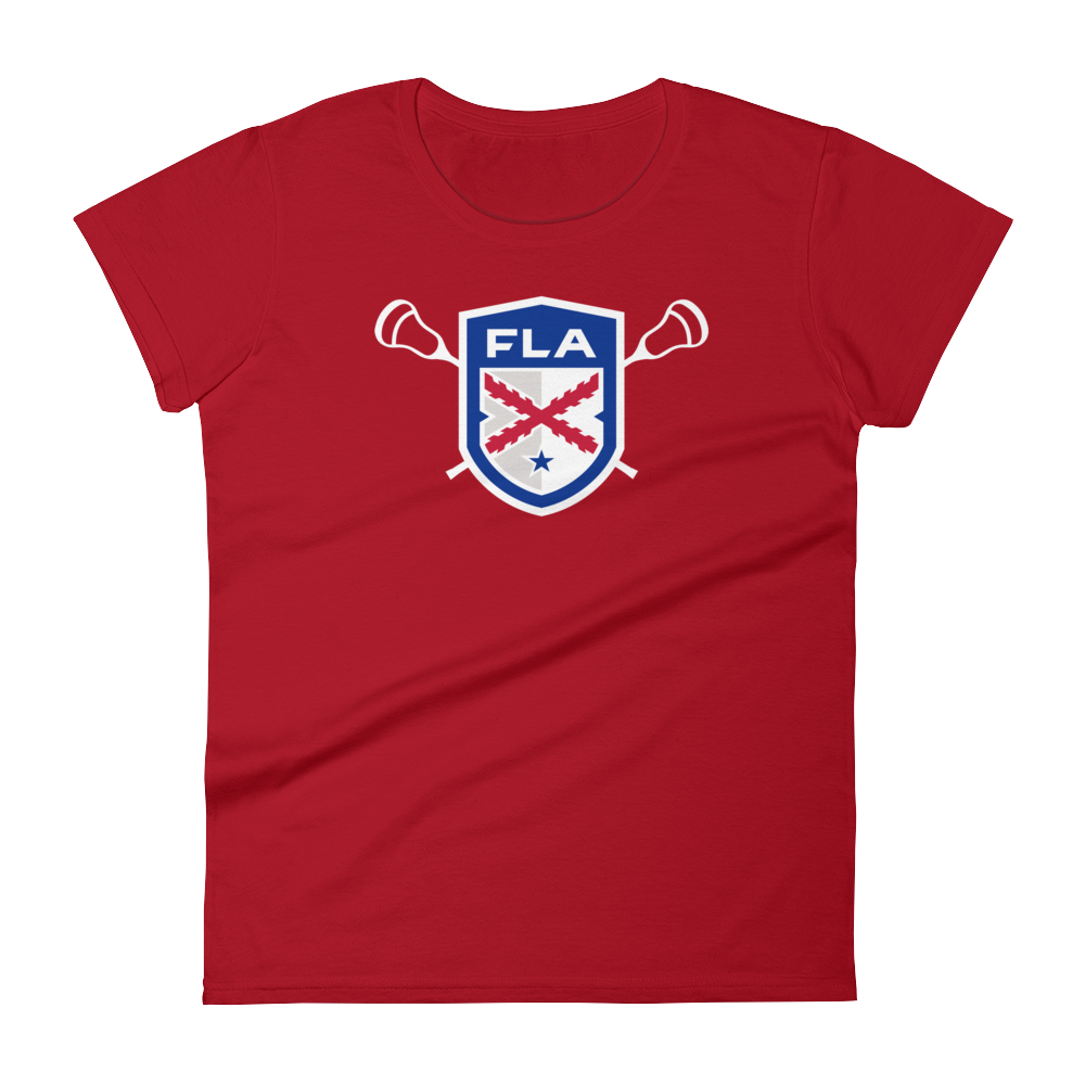 FLA Women's short sleeve t-shirt