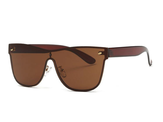 Rimless Hou Sunglasses
