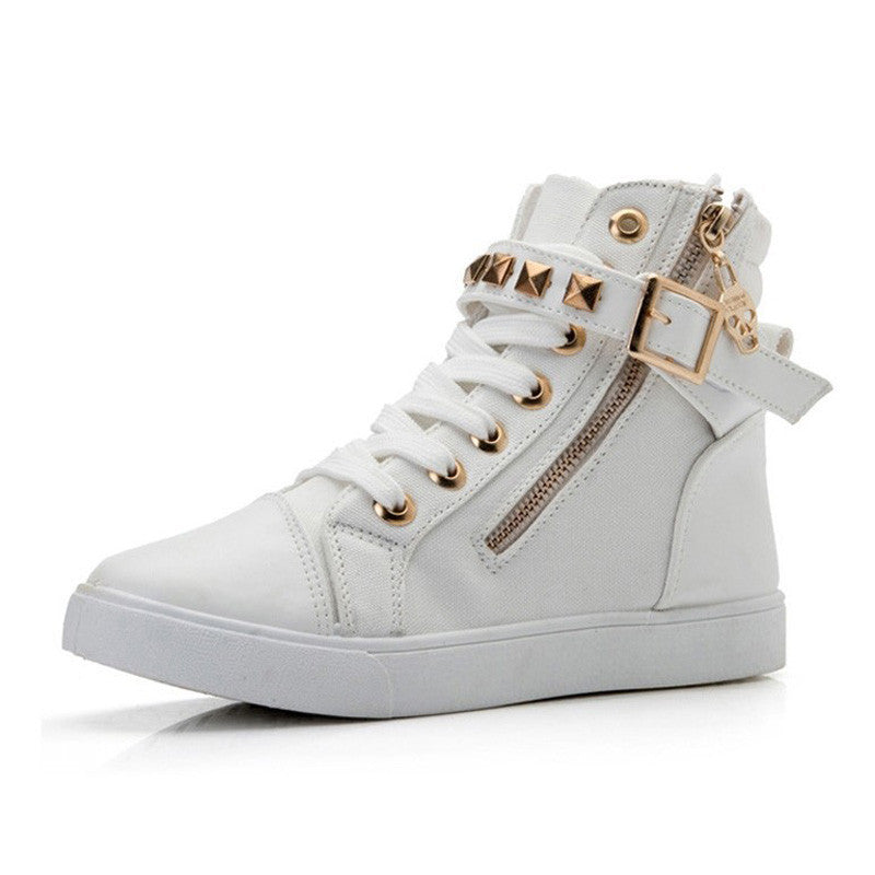 Leapord Loxc Hightop Sneakers