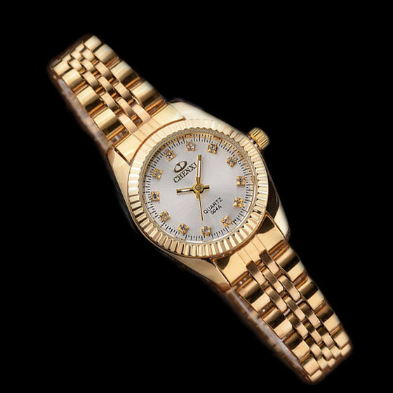 Chexlo Gold Watch