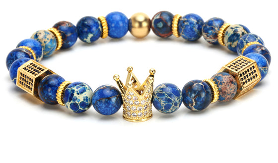 Limited Edition King Crown Bracelet