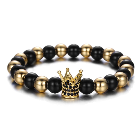 Elite Crown Bracelet