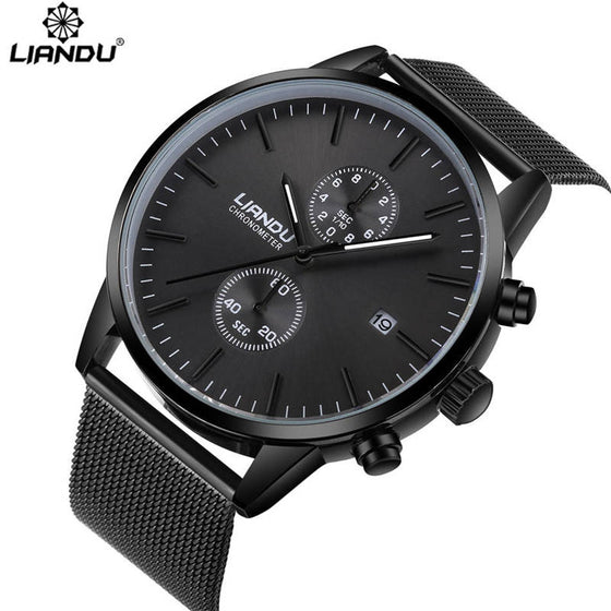 Tymon Chronograph Watch