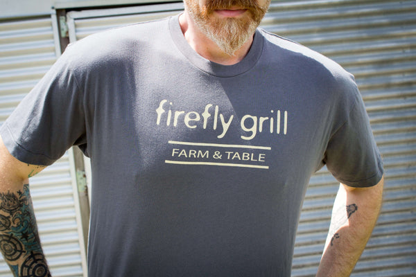 firefly grill t-shirt