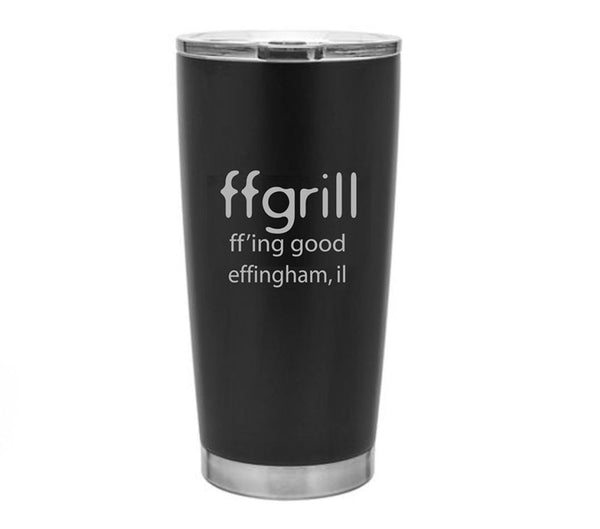 Super chill, CHILL firefly travel mug
