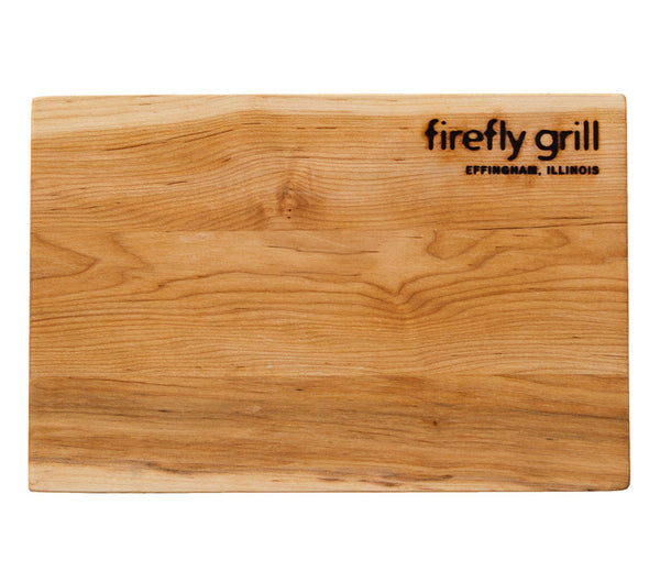 John Boos for firefly grill - 'the minimalist'
