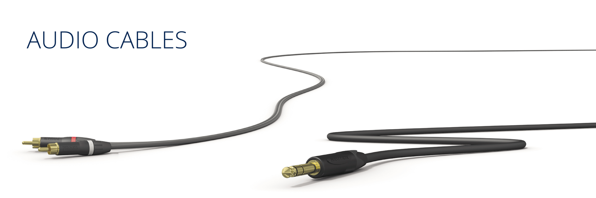 Procab Audio Cables
