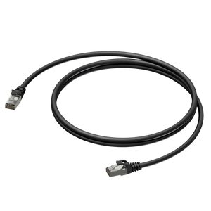 PROCAB BSD560F Shielded CAT6 Data Cable
