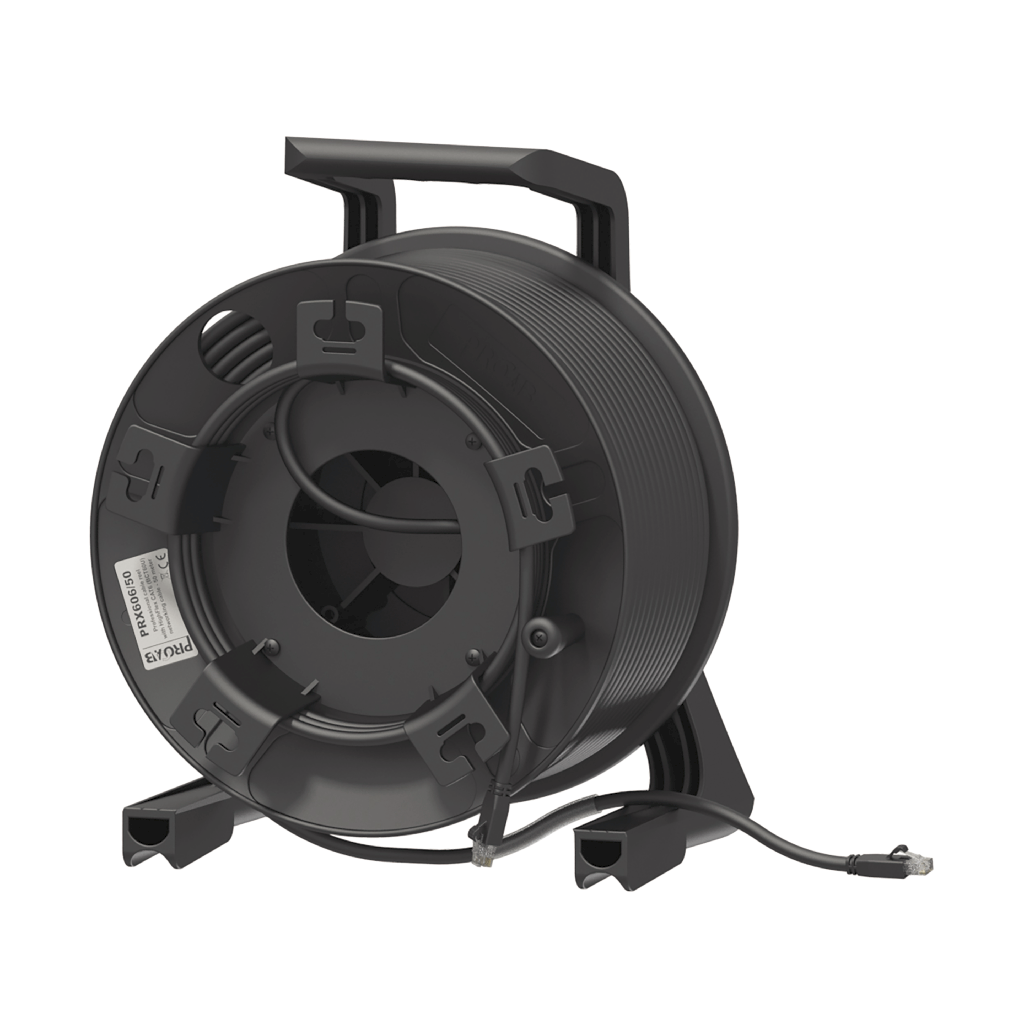 Procab PRX606 Premade Data Cable Reel
