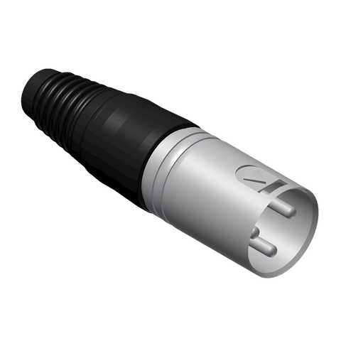 Procab VC3MX XLR Connector