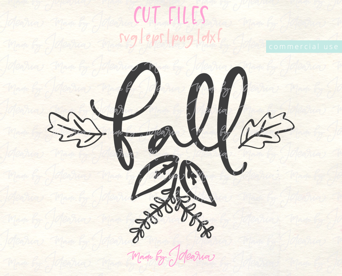 Fall Svg File
