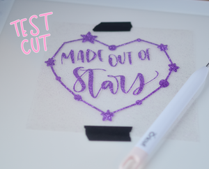 Made Out Of Stars Svg File