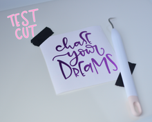 Chase Your Dreams Svg