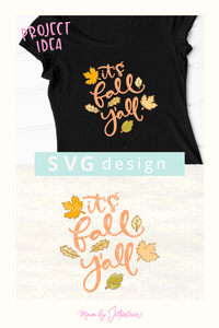 It's Fall Y'all Svg