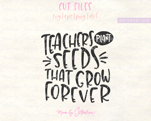 Teacher Gift Svg