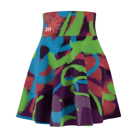 Art Is Life Skater Skirt