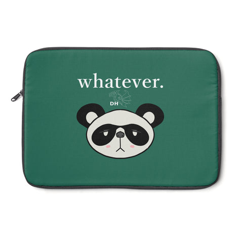 Whatever Pan Pan Laptop Sleeve