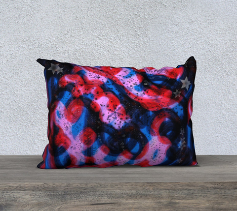"Edge 20"" x 14"" Pillow Case"