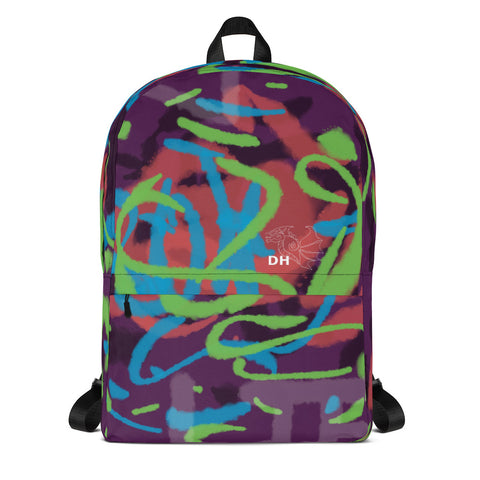 Art Is Life Backpack