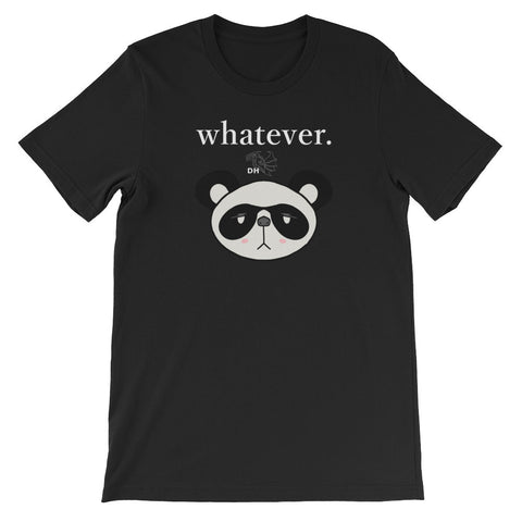 WHATEVER PAN PAN Unisex short sleeve t-shirt